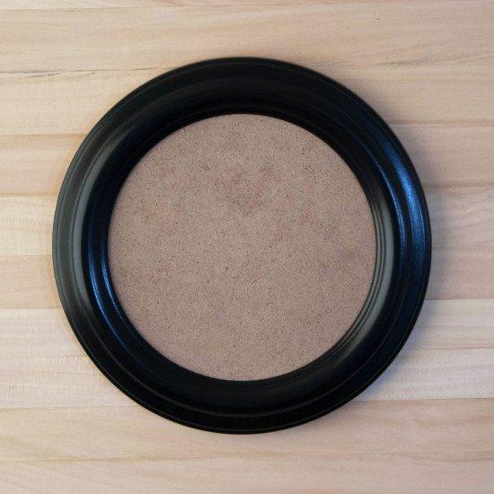 Круглая рамка КР 40–28 Диаметр по окну – 28 см Наружный диаметр – 36 см