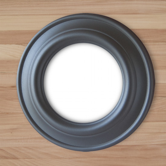 Круглая рамка КР 60–19 Диаметр по окну – 19 см Наружный диаметр – 31 см