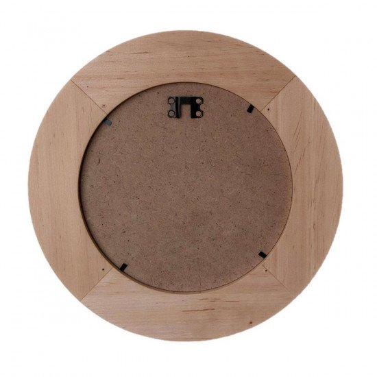 Круглая рамка КР 60–13 Диаметр по окну – 13 см Наружный диаметр – 25 см