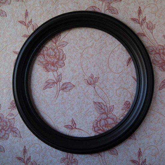 Круглая рамка КР 80–50 Диаметр по окну – 50 см Наружный диаметр – 66 см