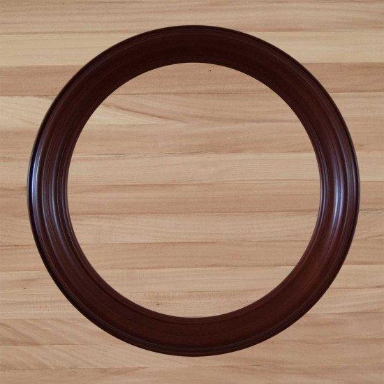 Круглая рамка КР 100–70 Диаметр по окну – 70 см Наружный диаметр – 90 см