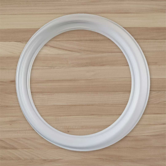 Круглая рамка КР 80–38 Диаметр по окну – 38 см Наружный диаметр – 54 см