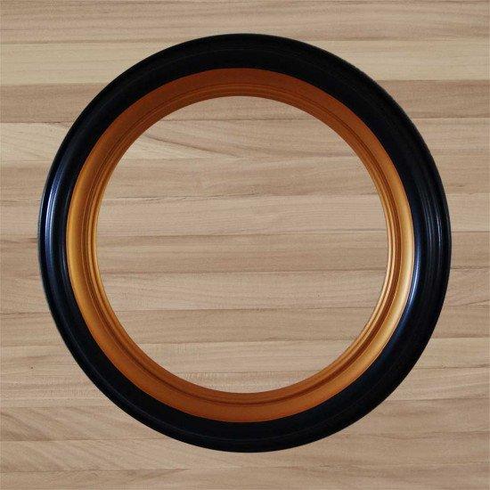 Круглая рамка КР 100–50 Диаметр по окну – 50 см Наружный диаметр – 70 см