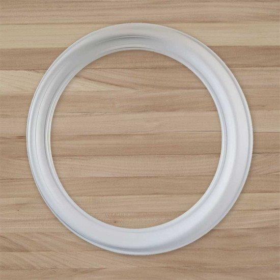 Круглая рамка КР 80–28 Диаметр по окну – 28 см Наружный диаметр – 44 см