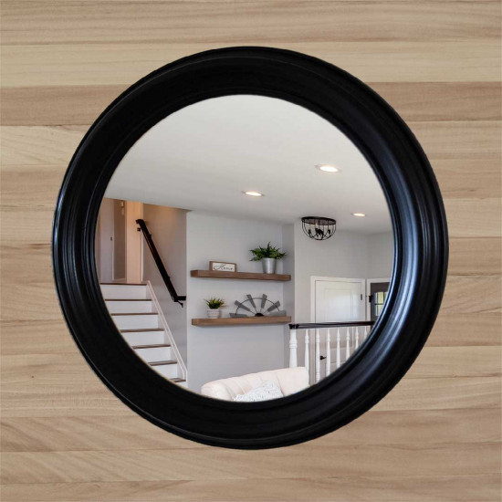 Зеркало КЗ 100–2 бежевое 70 x 70