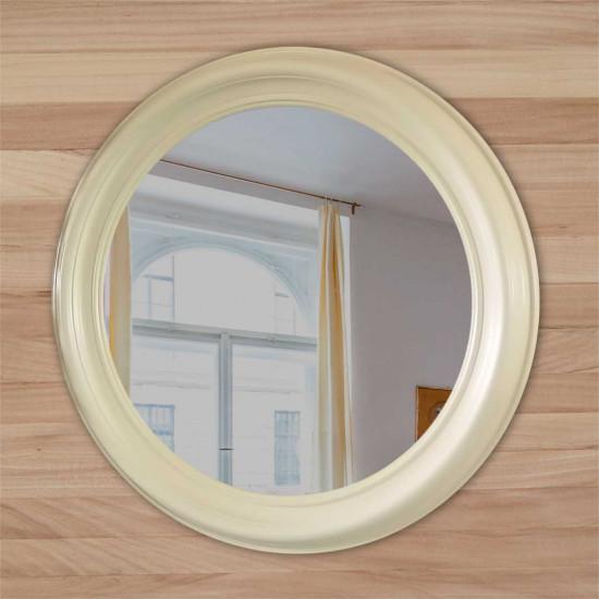 Зеркало КЗ 100–3 коричневое 70 x 70