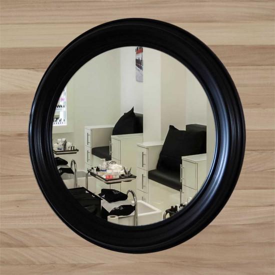 Зеркало КЗ 80–2 бежевое 54 x 54