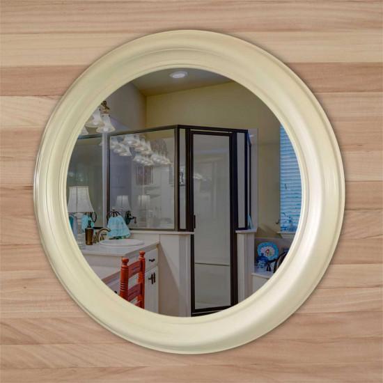 Зеркало КЗ 80–3 коричневое 54 x 54