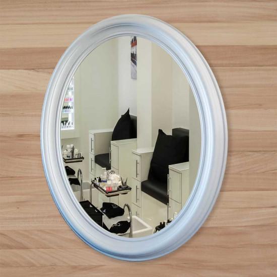 Зеркало ОЗ 100–1 белое 80 x 100