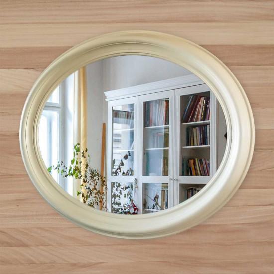 Зеркало ОЗ 80–3 коричневое 66 x 83