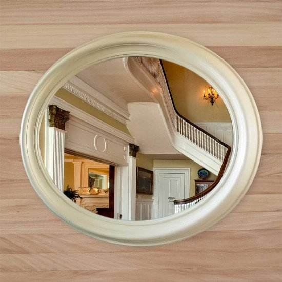 Зеркало ОЗ 100–3 коричневое 80 x 100